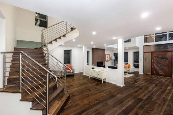 Engineered Timber Flooring - Dusk