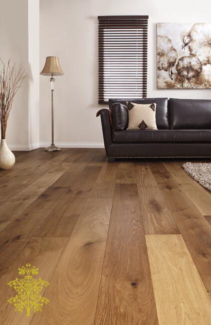 Balinese Oak GrandOak™ Engineered Oak Timber Flooring | Lion King Flooring