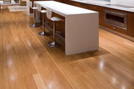 solid hardwood timber flooring