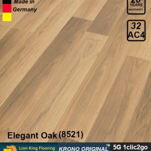 8mm Elegant Oak Laminate FLooring
