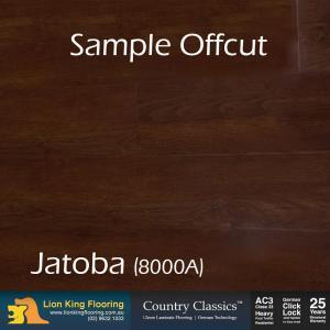 Jatoba-sample