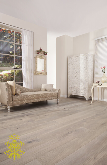 Limed Oak GrandOak™ Engineered Oak Timber Flooring | Lion King Flooring