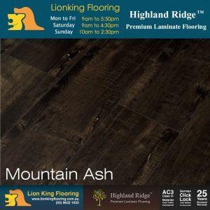 Laminate Flooring Mountain Ash