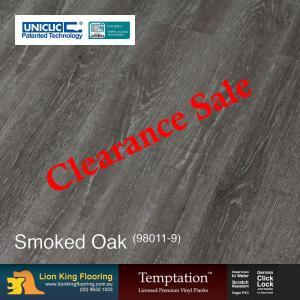 Smoked-oak-clearence