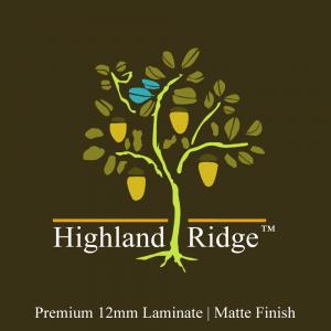 Highland Ridge™ Premium Laminate Flooring