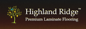 Highland Ridge™ Premium 12mm Laminate Floors | Lion King Flooring