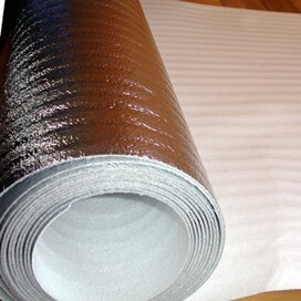 Full 2 in 1 Underlay Silver