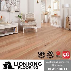Blackbutt Engineered Flooring