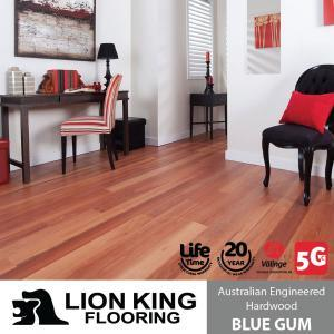 Bluegum Engineered Flooring