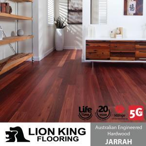 Jarrah Engineered Flooring
