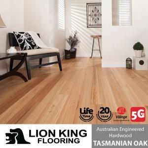 Tasmanian Oak Engineered Flooring