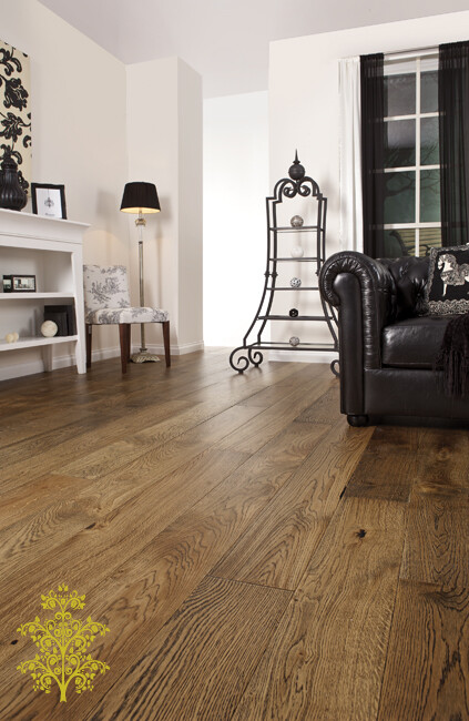 Canyon Oak GrandOak™ Engineered Oak Timber Flooring   Lion King Flooring
