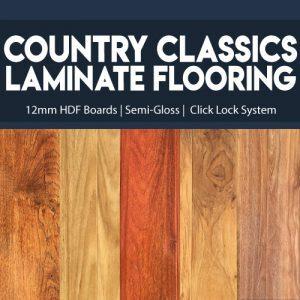 Country Classics™ 12mm Laminate Flooring