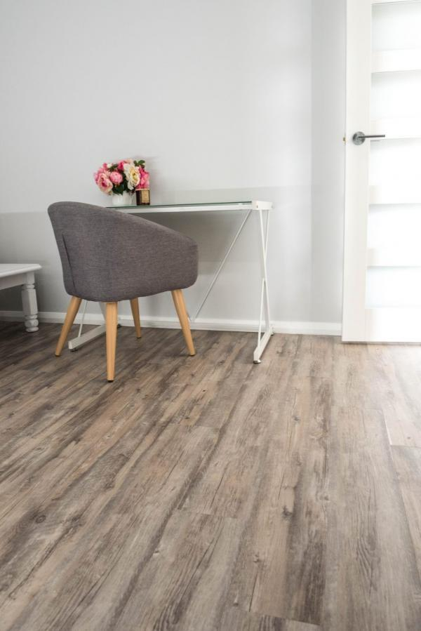 Birch SPC Hybrid Flooring
