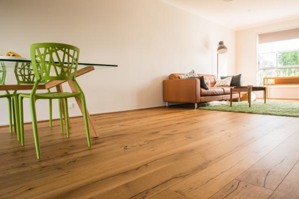 Engineered Timber Flooring Harvest Sitting Room