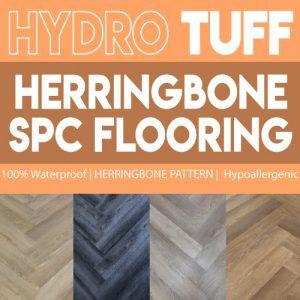Hydrotuff Herringbone SPC