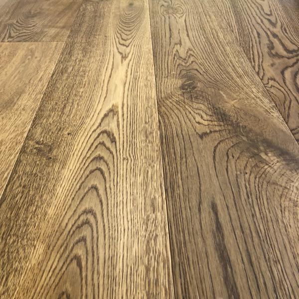 Engineered flooring Natural Oak