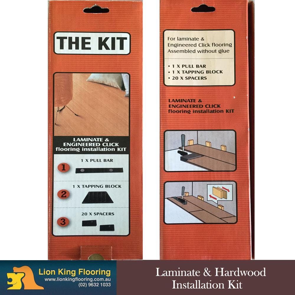 Flooring Installation Kit Lion King, Glueless Laminate Flooring Installation