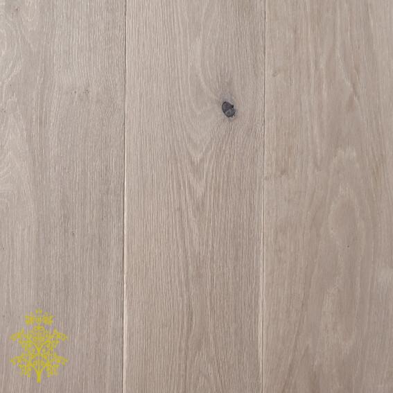 Mink Grey Oak GrandOak™ Engineered Oak Timber Flooring | Lion King Flooring