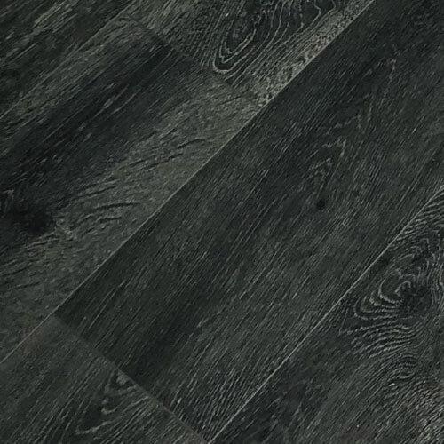Royal Black Highland Ridge Premium, Black Wood Laminate Flooring