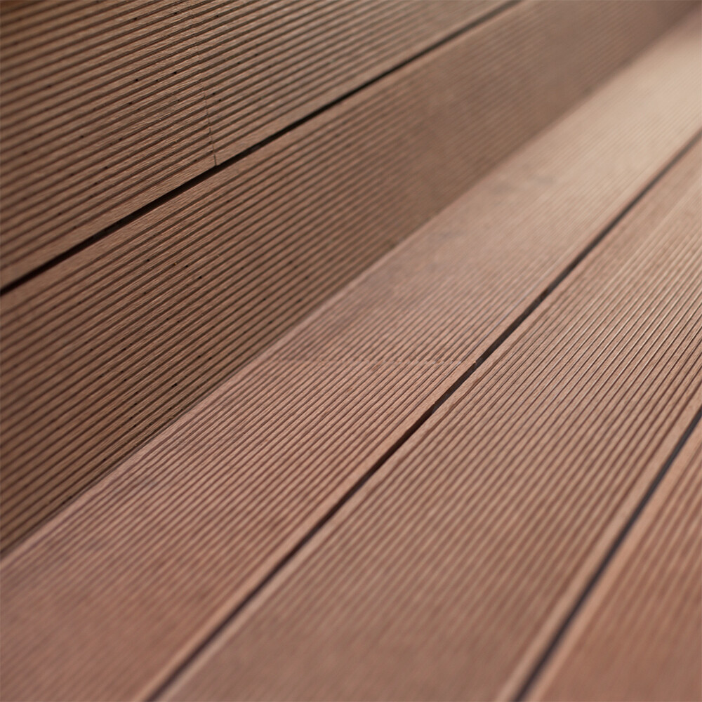 Sample Of Solardeck Bamboo Wpc Outdoor Decking In Brown